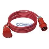 Produžni kabel 0750 5m H05RP-F 5x 2,5 /5 m