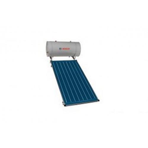Bosch termosifonski solarni paket 150 L kosi krov