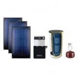 BUDERUS solarni paket SKN 3R (ravni krov)