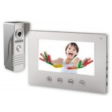 Portafon video u boji handsfree komunikacija 501-104