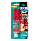 Bison Epoxy 5 minutes 24ml L0407050 91530