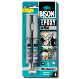 Bison Epoxy metal 24ml L0407030 9153