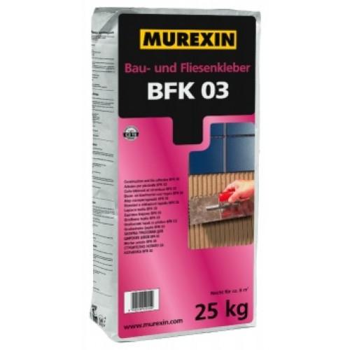Ljepilo za pločice Murexin BFK 03 unutrašnje