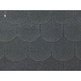 Šindra biber Guttatec 3m2 crna