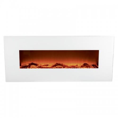 Električni zidni kamin Voltomat Heating FLAT bijeli 176-24651596