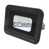 LED reflektor 10 W, 850Lm, 30 000h crni 306-218