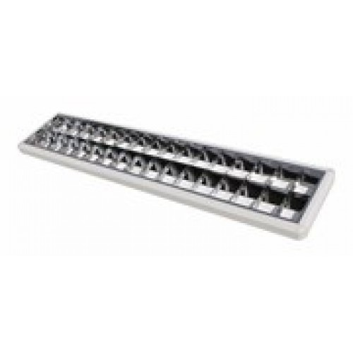 LED raster svjetiljka nadgradna, 2xT8, 150cm, 345-606