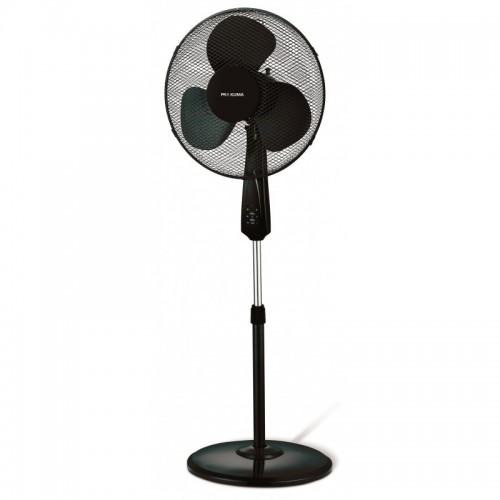 Ventilator stojeći Proklima ø40 crni, 3 stupnja (176-20571072/803517)