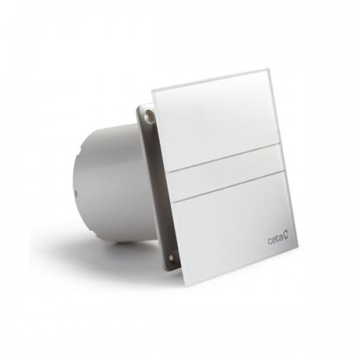 Ventilator CATA ugradbeni bešumni E-120 G GLASS