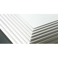 Forex ploča bijela 4mm m²