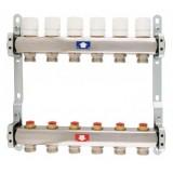 Razdjelnik ITAP za podno grijanje (INOX 922) 10 krugova