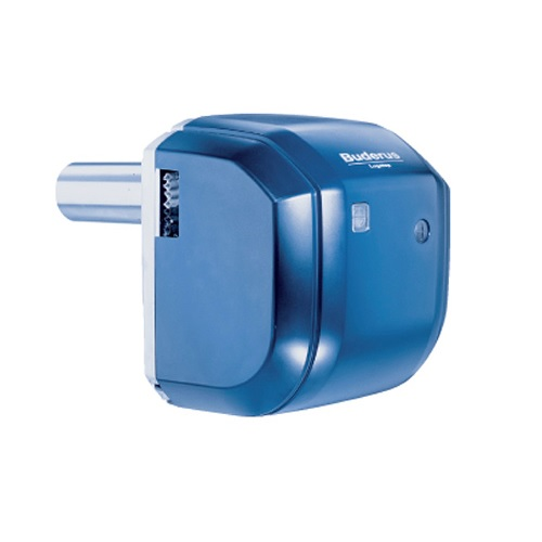 Plamenik uljni BUDERUS BE-A s plavim plamenom, 34 kW