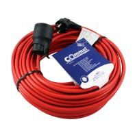 Produžni kabel 0872A 25m H05W-F 3G 1,5 /20 m