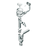 Sifon za sudoper 30888 Lož jednodijelni