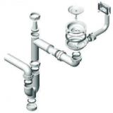 Sifon za sudoper 31096 Lož jednodjelni