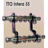 "Razdjelnik TTO-55 MS 1"" Radijatorski s prigušnicama, 3 kruga"