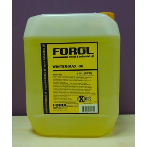 Antifriz FOROL WINTERMAX - 36 C 5/1