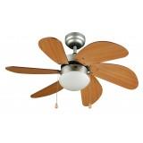 Ventilator stropni TEXAS WOOD D820 1x60W (059-170281)